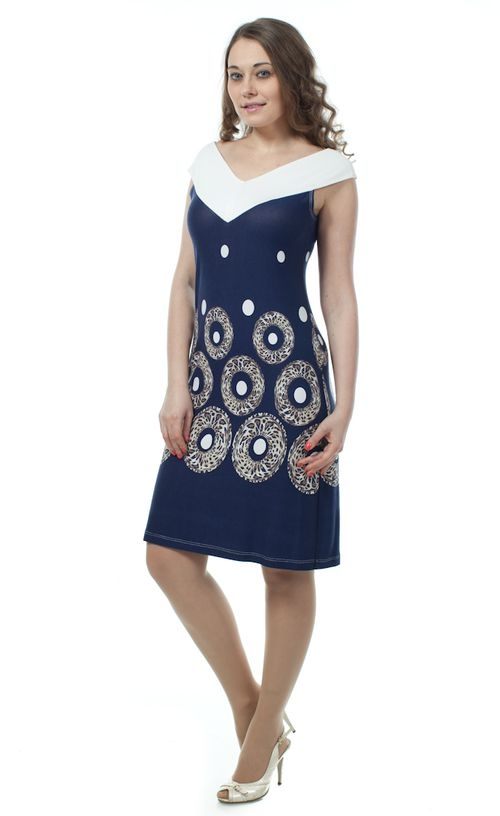 Платье 7810 1 юнона