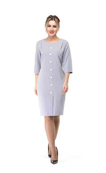 Платье 7140-1 - спереди