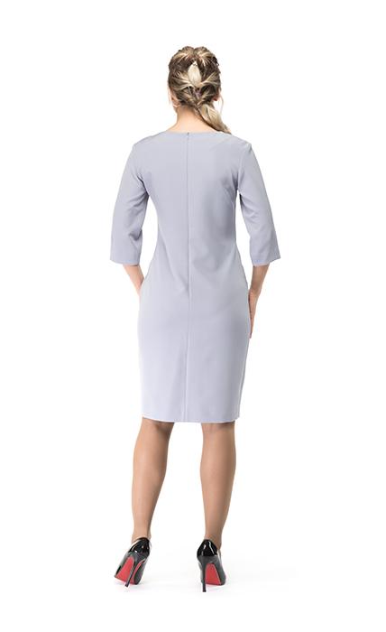 Платье 7140-1 - сзади