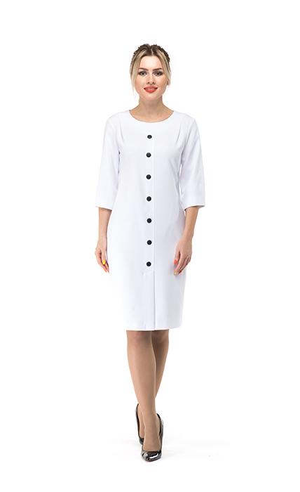 Платье 7140-4 - спереди