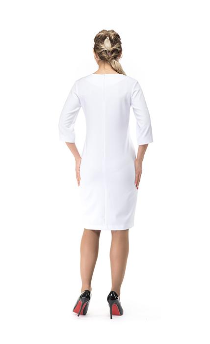 Платье 7140-4 - сзади