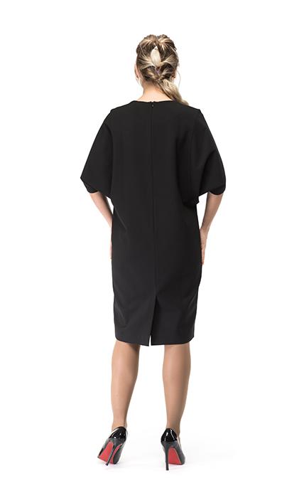 Платье 7141-1 - сзади