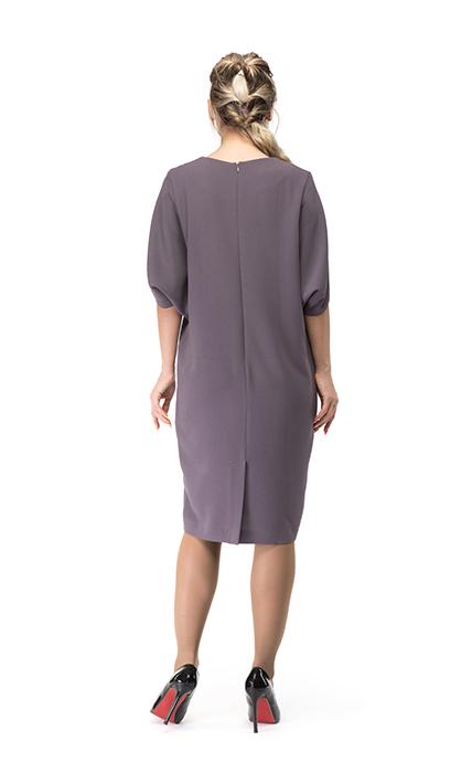 Платье 7141-2 - сзади