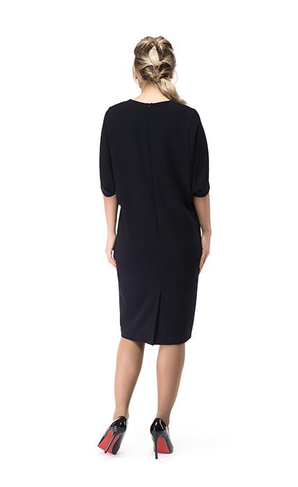 Платье 7141-3 - сзади