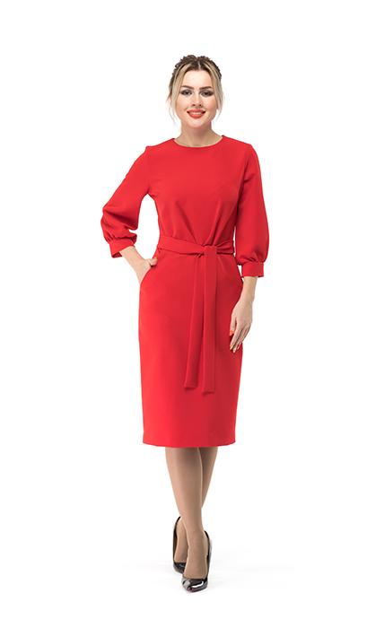 Платье 7144-1 - спереди