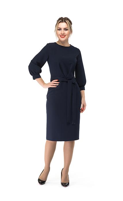 Платье 7144-2 - спереди