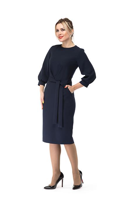 Платье 7144-2 - справа
