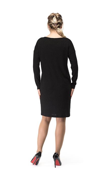 Платье 7145-1 - сзади