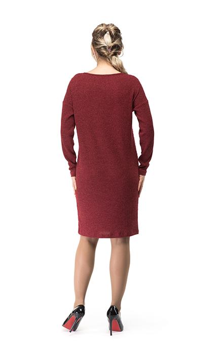 Платье 7145-2 - сзади