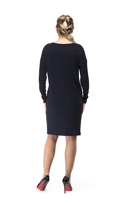 Платье 7145-3 - сзади