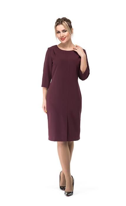 Платье 7147-1 - спереди
