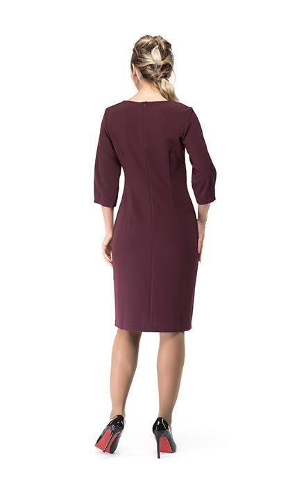 Платье 7147-1 - сзади