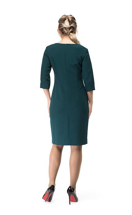 Платье 7147-2 - сзади