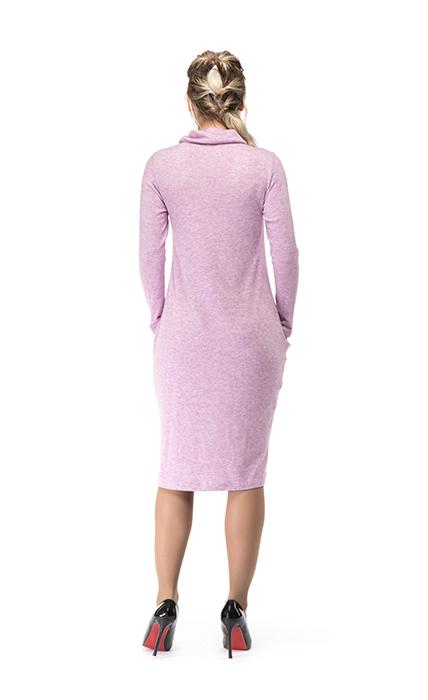 Платье 7149-1 - сзади