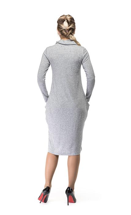 Платье 7149-2 - сзади