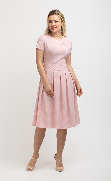 Платье 7152-3 - спереди
