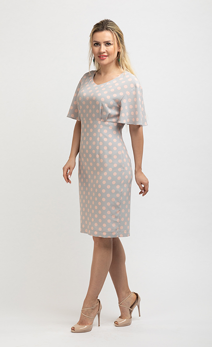 Платье 7153-1 - справа