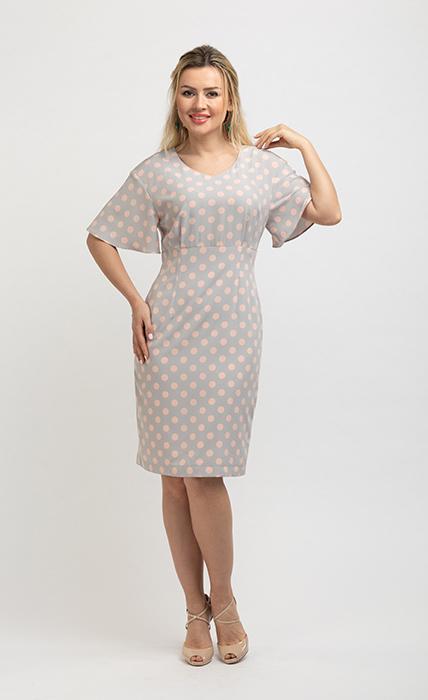 Платье 7153-1 - слева