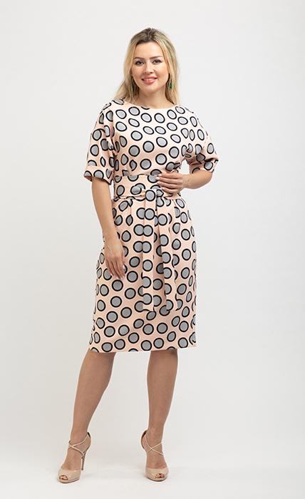 Платье 7155-1 - справа