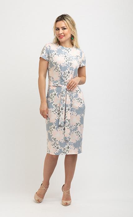 Платье 7174-1 - спереди