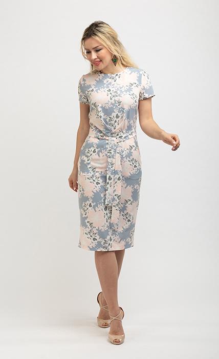 Платье 7174-1 - справа