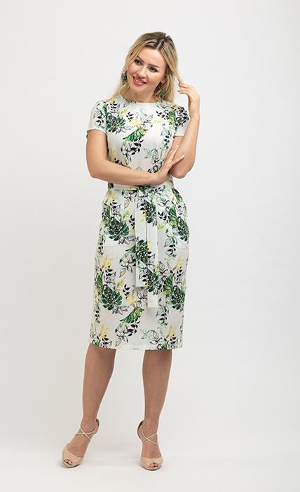 Платье 7174-2 - справа
