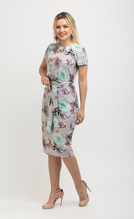 Платье 7174-3 - справа