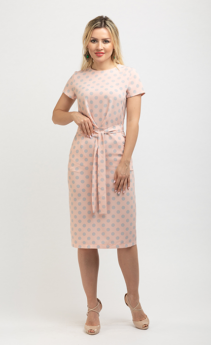 Платье 7174-5 - спереди