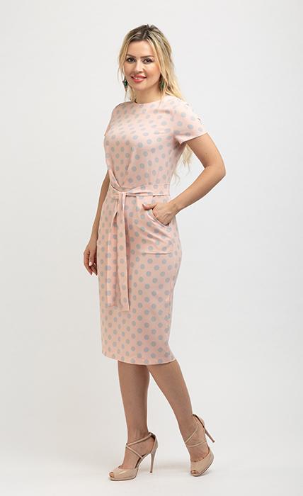 Платье 7174-5 - справа