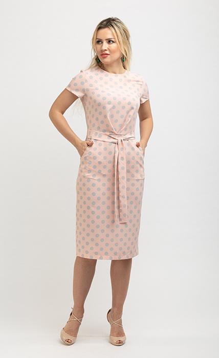 Платье 7174-5 - слева