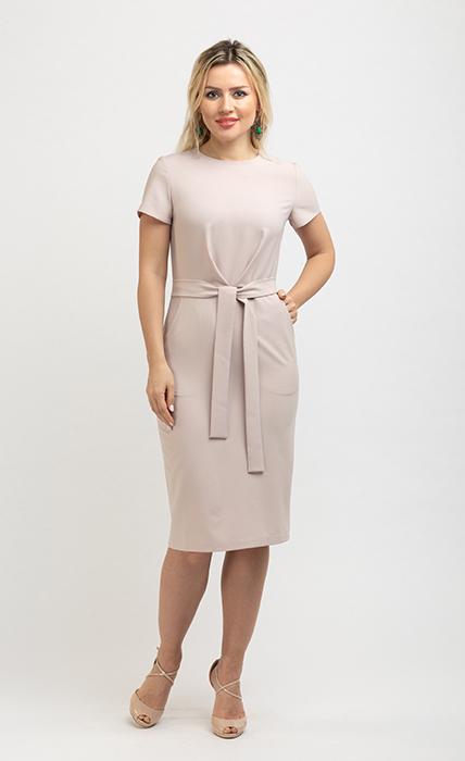 Платье 7181-2 - спереди