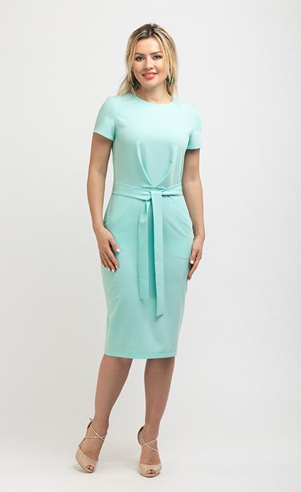 Платье 7181-3 - спереди