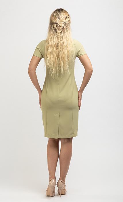 Платье 7183-3 - сзади
