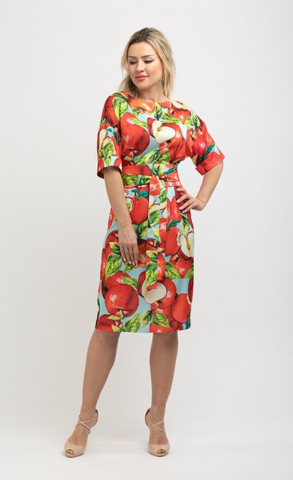 Платье 7184-1 - справа
