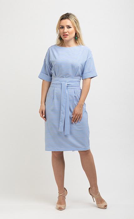 Платье 7185-2 - спереди