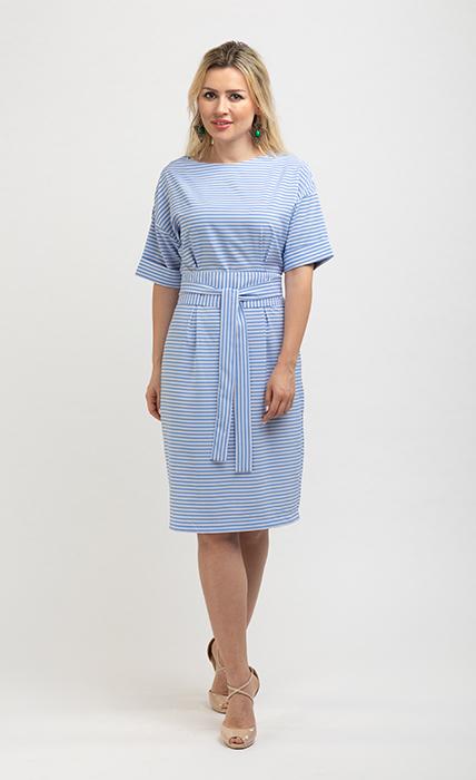 Платье 7185-2 - справа