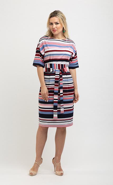 Платье 7185-3 - спереди