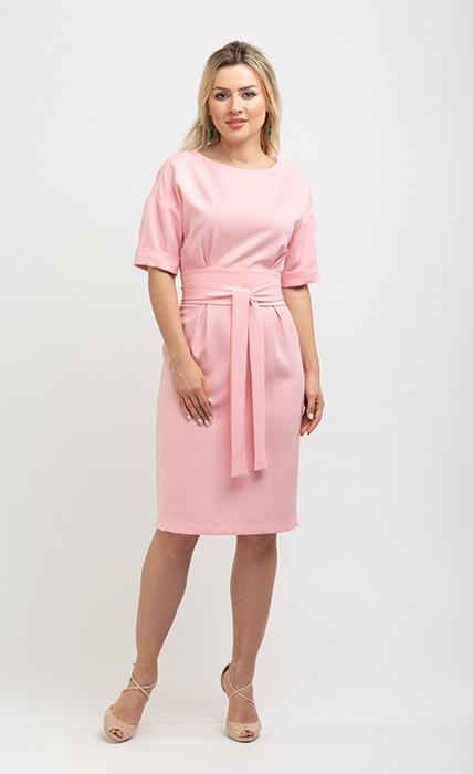 Платье 7186-1 - спереди