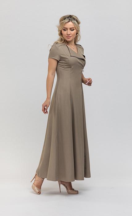 Платье 7191-4 - спереди
