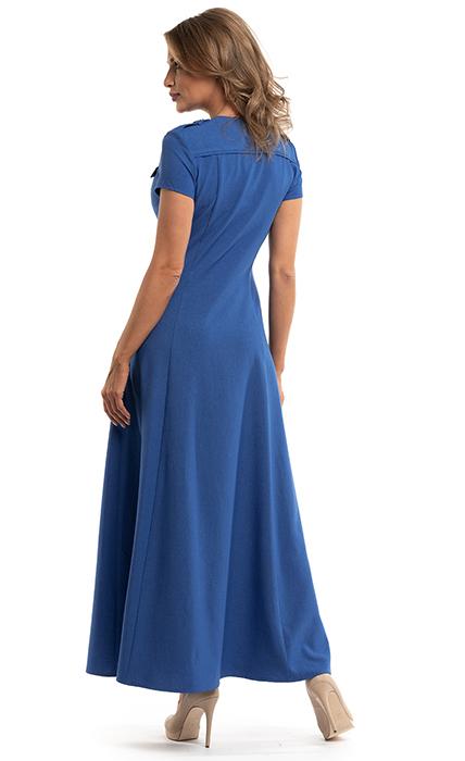 Платье 7195-1 - спереди