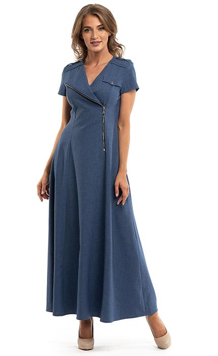 Платье 7195-5 - спереди