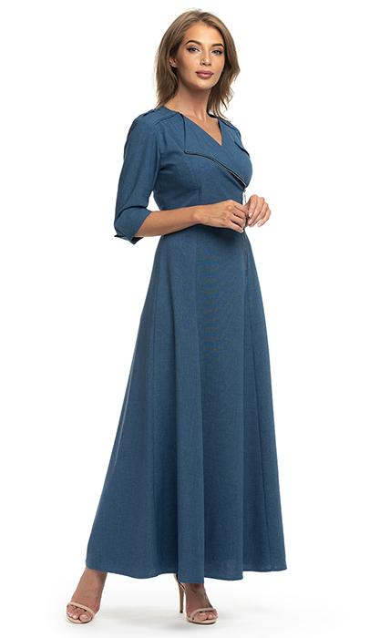 Платье 7196-1 - спереди