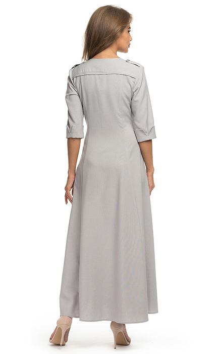 Платье 7196-2 - спереди