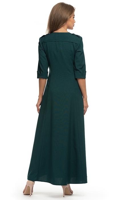 Платье 7196-3 - спереди