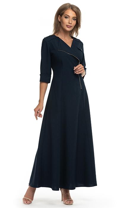 Платье 7196-4 - спереди