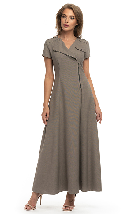 Платье 7197-4 - спереди
