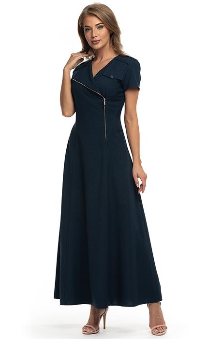 Платье 7197-5 - спереди