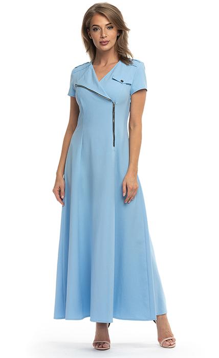 Платье 7198-9 - спереди