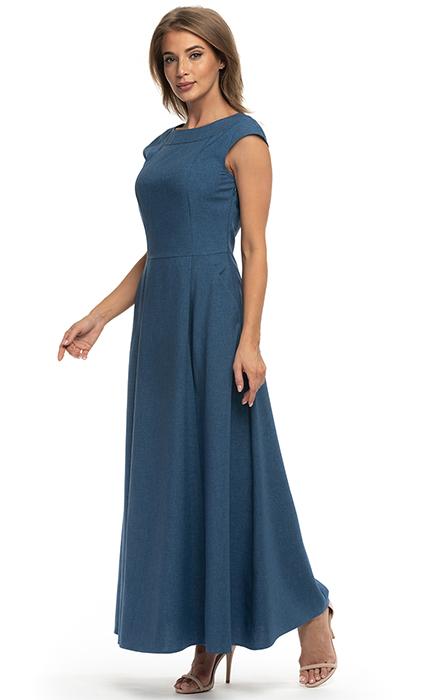 Платье 7199-1 - спереди