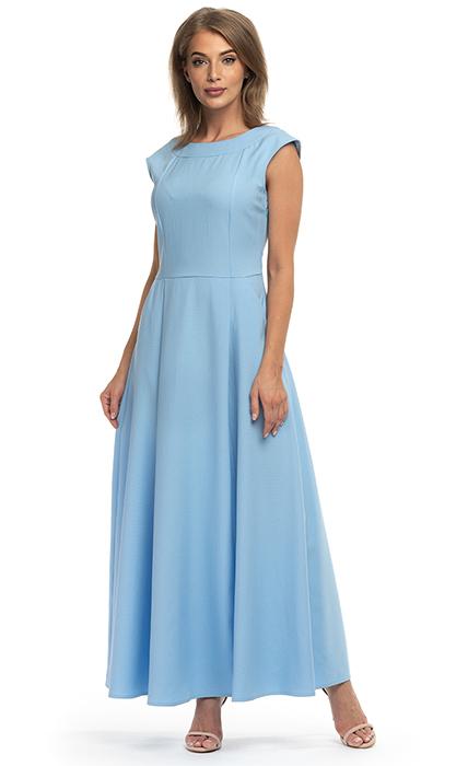Платье 7199-4 - спереди